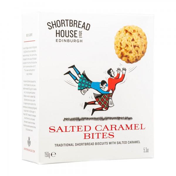 Shortbread House | Salted Caramel Bites