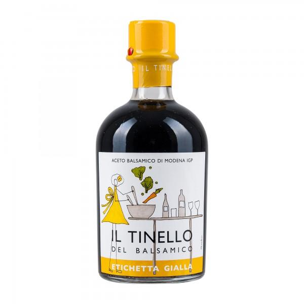 Il Tinello | Aceto Balsamico di Modena Gelb | 250ml