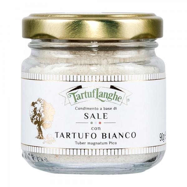 Tartuflanghe | Trüffelsalz mit weißem Trüffel | 90g