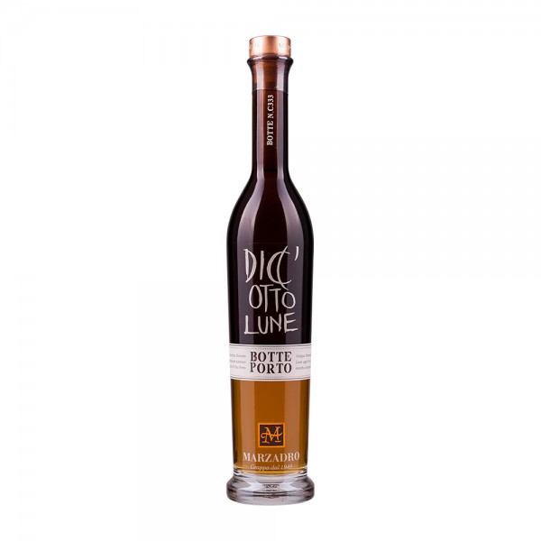Marzadro | Le Diciotto Lune Grappa Botte Porto | 350ml