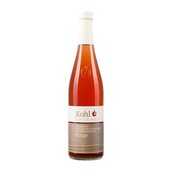 Kohl Gourmet | Bergapfelsaft Rouge 750ml