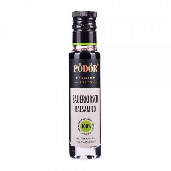 Pödör Sauerkirsch Balsamico 100 ml