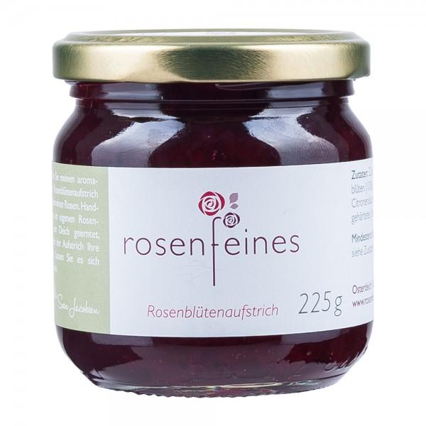 Rosenfeines Rosenblütenaufstrich Gräfin Hardenberg