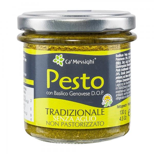 Ca' Messighi   Pesto Genovese DOP ohne Knoblauch