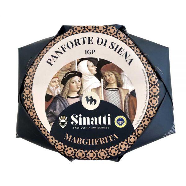 Sinatti | Panforte Margherita bianco | 225g