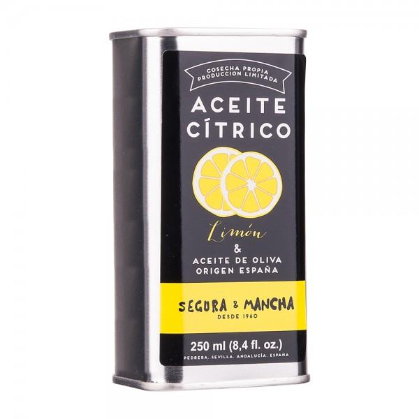 Segura & Mancha Olivenöl Limon Dose 250ml