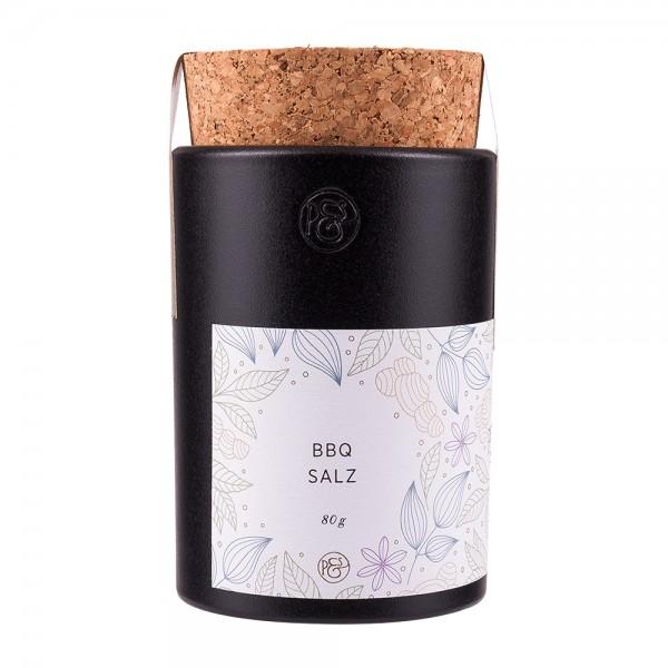 Pfeffersack und Soehne BBQ Salz Keramikdose 80g
