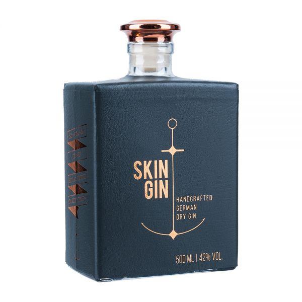 Skin Gin   Anthracite Grey   500ml