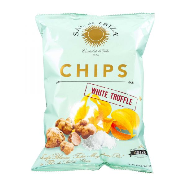 Sal de Ibiza | Trüffel Chips