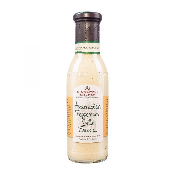 Stonewall Kitchen | Horseradish Peppercorn Sauce