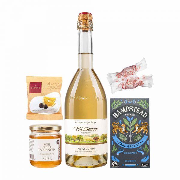 Geschenkbox | Orange Gourmet | alkoholfrei
