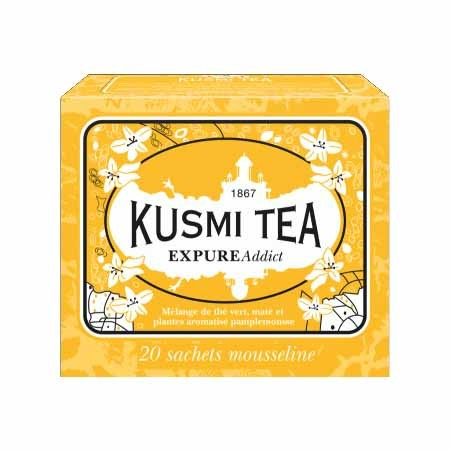 Kusmi Tea | Expure Addict | 20 Teebeutel