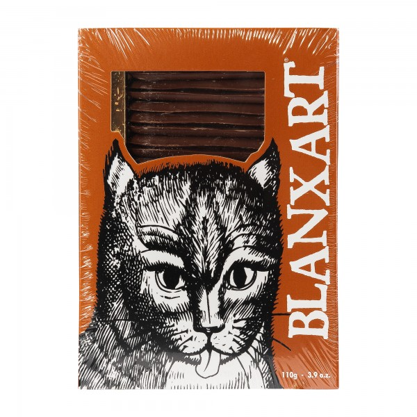 Blanxart | Katzenzungen aus Milchschokolade | 110g