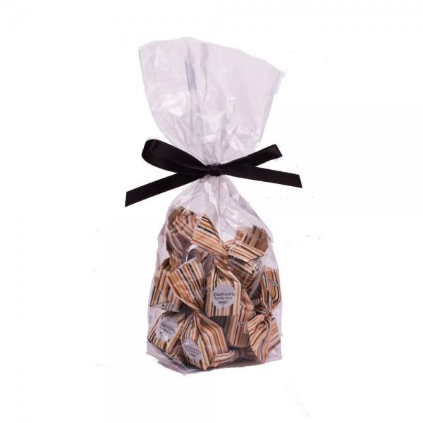 Tartuflanghe Tartufo Dolce d Alba Bianco Schokoladentrüffel 100g Geschenktüte