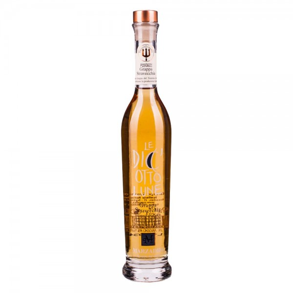 Marzadro | Grappa 200ml | Le Diciotto Lune