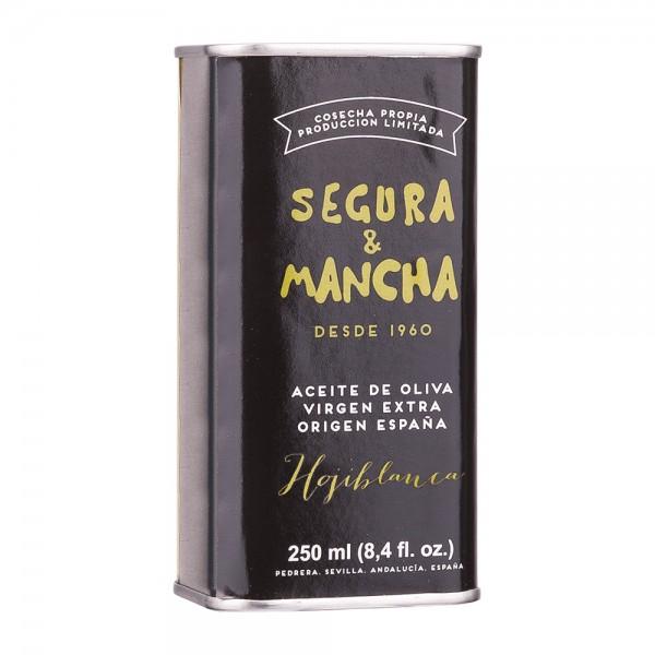 Segura & Mancha Olivenöl Hojiblanca Extra Nativ Dose 250ml
