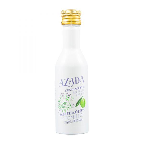 Azada | Olivenöl mit Thymian | 225ml