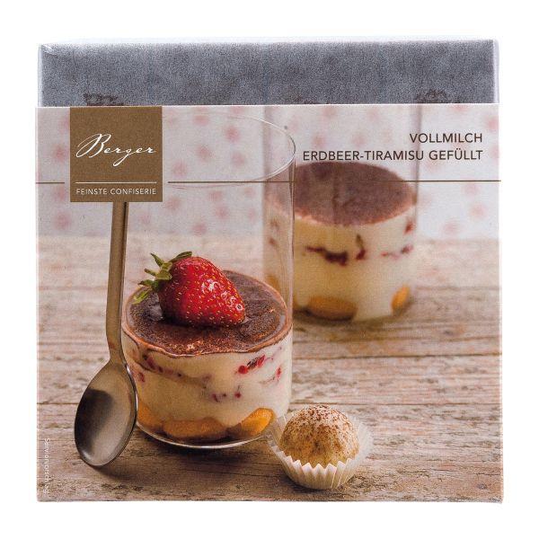 Berger Schokolade | Vollmilch Erdbeer-Tiramisu [FAIR]