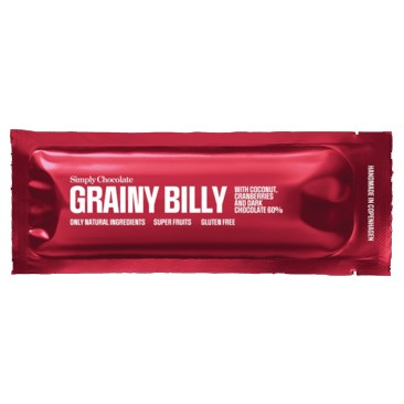 Simply Chocolate | Grainy Billy