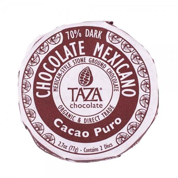 Taza Chocolate Dunkle Schokolade Cacao Puro [BIO]