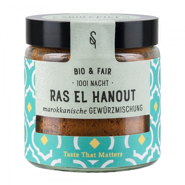 Soul Spice Gewürze | Ras el Hanout 45g [BIO] [FAIR]
