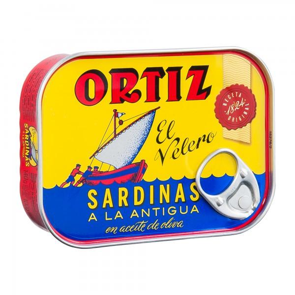 Ortiz | Sardinen in Olivenöl | 100g
