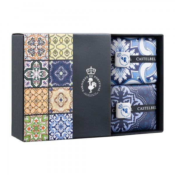 Castelbel Azulejo | Duftseifen Geschenk Set