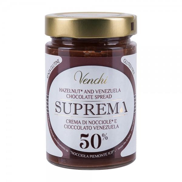 Venchi Supreme Schokocreme Haselnuss 50%