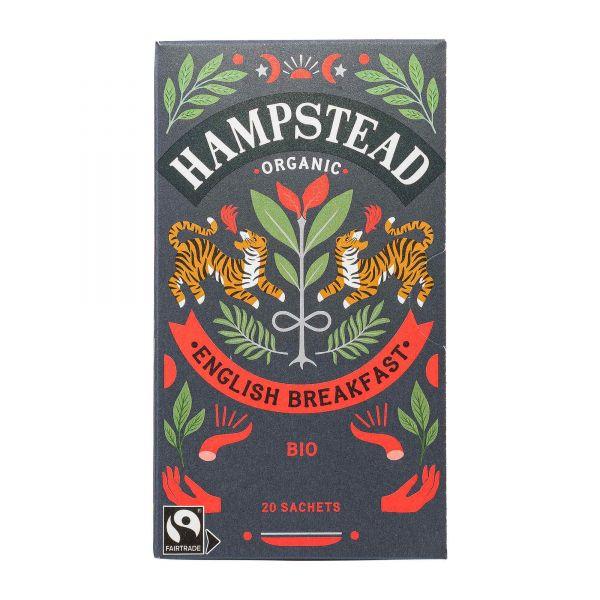 Hampstead Tea | English Breakfast Tee | 20 Teebeutel