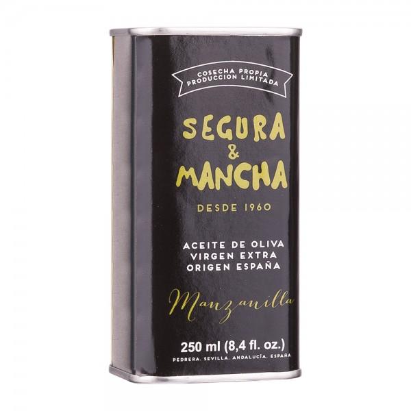 Segura & Mancha Olivenöl Manzanilla Extra Nativ Dose 250ml