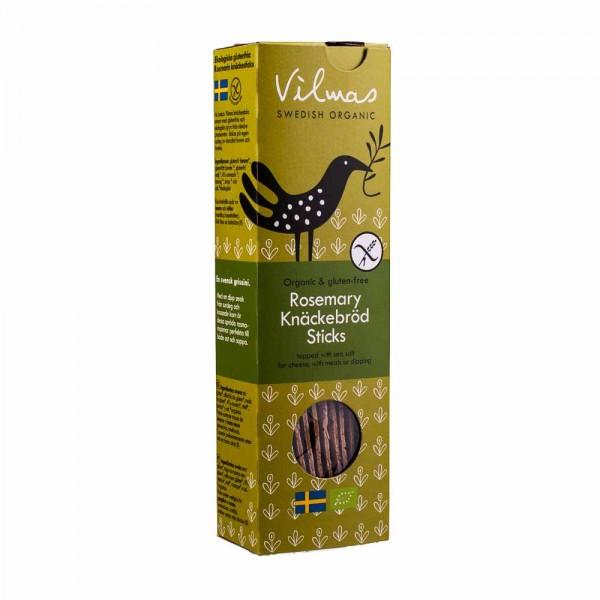 Vilmas Rosemary Knäckebröd Sticks [BIO]