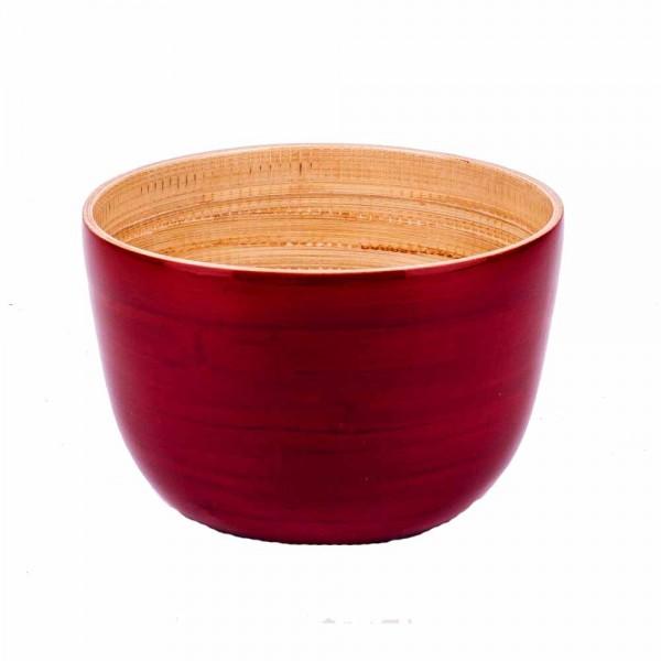 Albert L Schüssel Bambus 15x10 rot