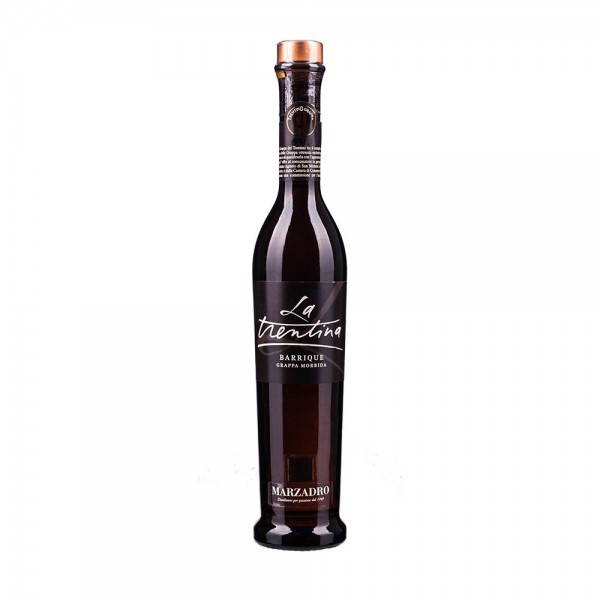 Marzadro La Trentina Grappa Morbida 200 ml