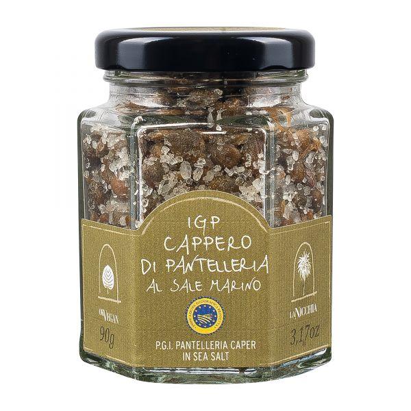 La Nicchia | Capperi Pantelleria IGP
