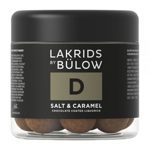 Lakrids by Bülow | D Salted Caramel Small