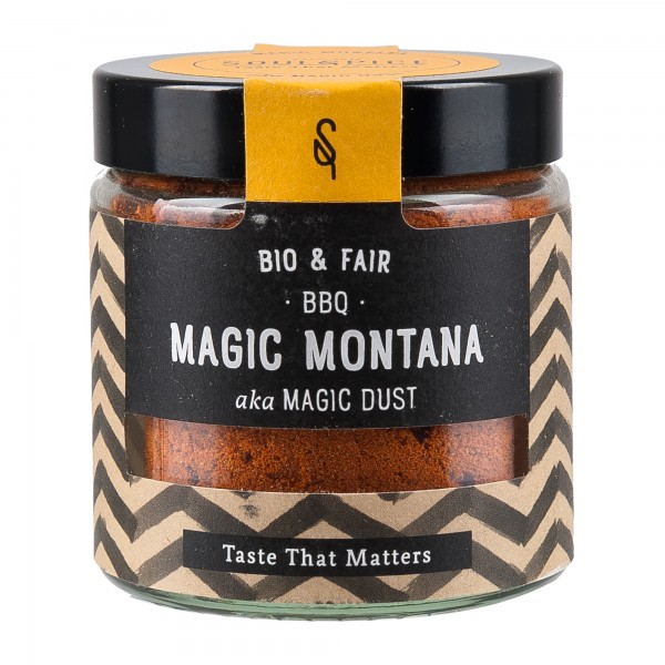 Soul Spice Gewürze | BBQ Magic Montana 65g [BIO] [FAIR]