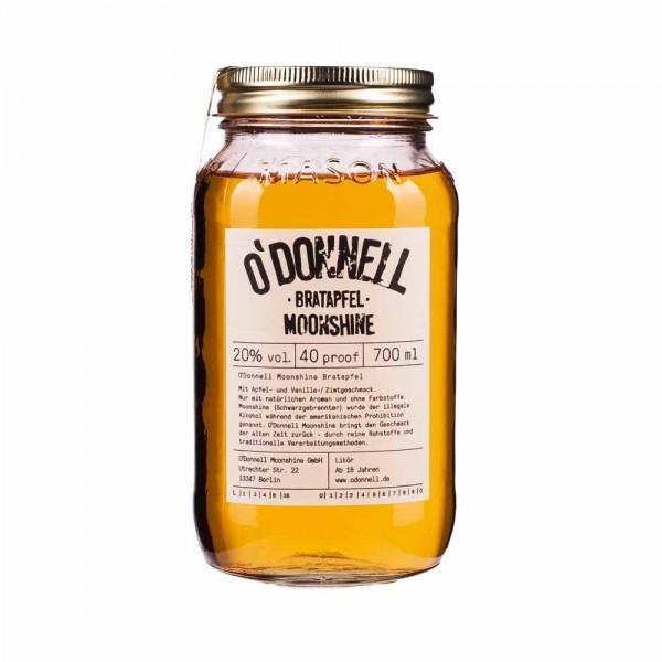 O´Donnell Moonshine Bratapfel 700 ml