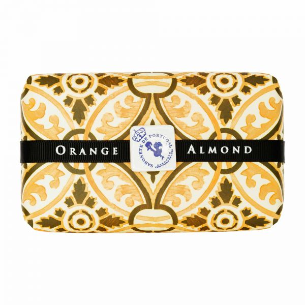 Castelbel Azulejo | Seife Orange Mandel | 300g