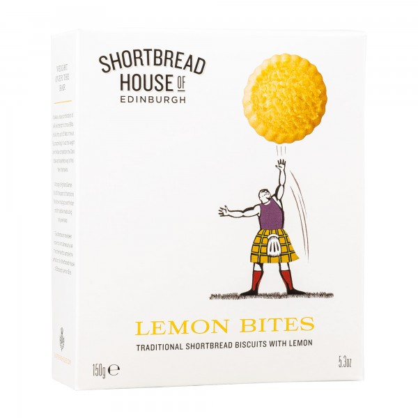 Shortbread House | Lemon Bites