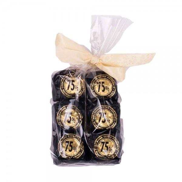 Venchi Chocaviar 75% 6er Beutel 110g