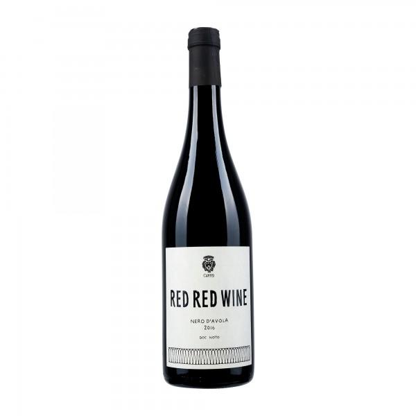 Vini Campisi | Red Red Wine | Nero d´Avola | 2016 [BIO]