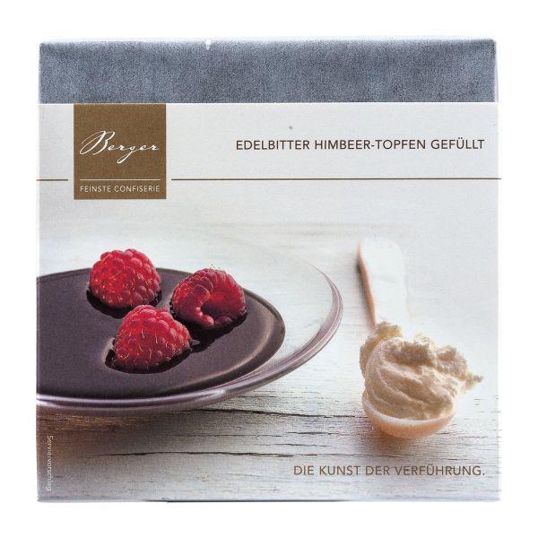 Berger Schokolade | Zartbitter Himbeer Topfen [FAIR]