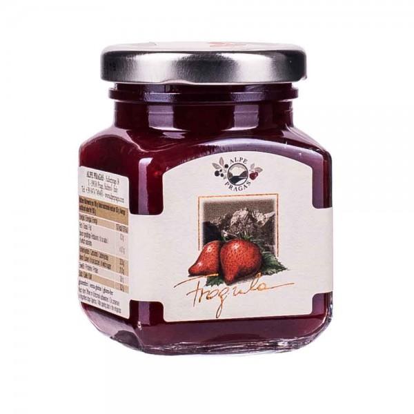 Alpe Pragas | Erdbeere Fruchtaufstrich 75% | 110g