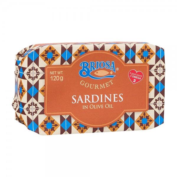 Briosa Gourmet Sardinen in Olivenöl