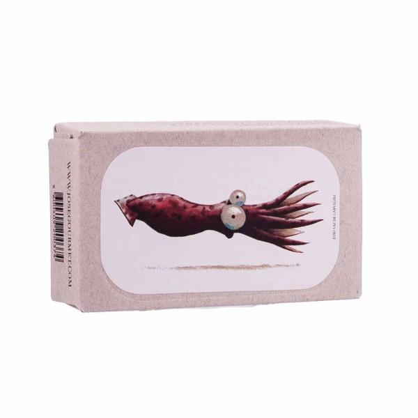 La Gondola Tintenfisch in Ragout