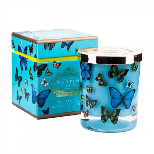 Portus Cale | Duftkerze Butterflies