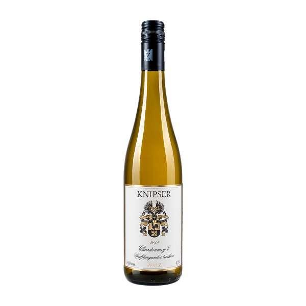 Knipser Chardonnay Weißburgunder 2018