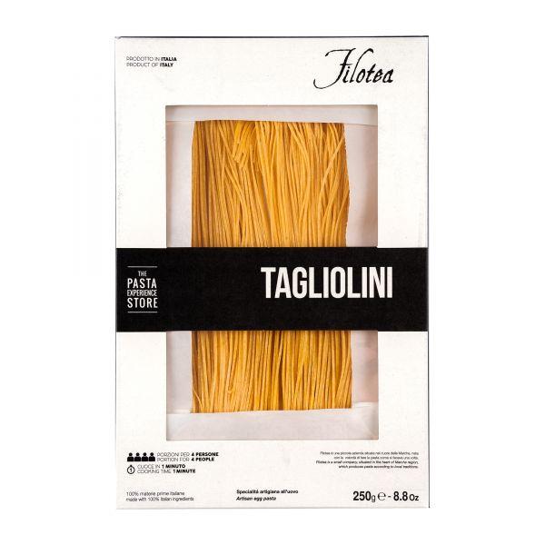 Pasta Filotea | Tagliolini | ital. Nudeln