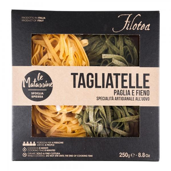 Pasta Filotea   Tagliatelle Paglia e Fieno