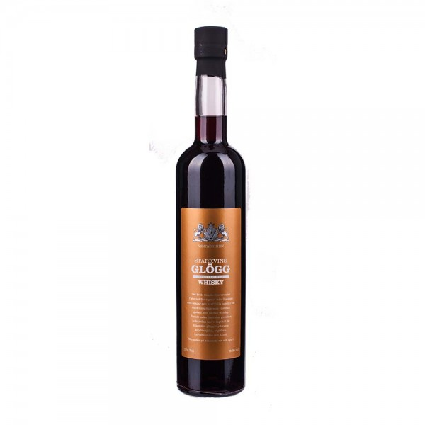Vinfabriken Starkvins Glögg mit Whisky
